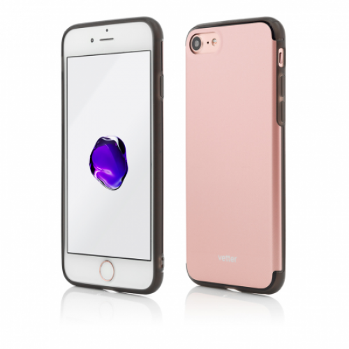 iPhone 7, 8 | Clip-On Hybrid Slim Series | Rose Gold