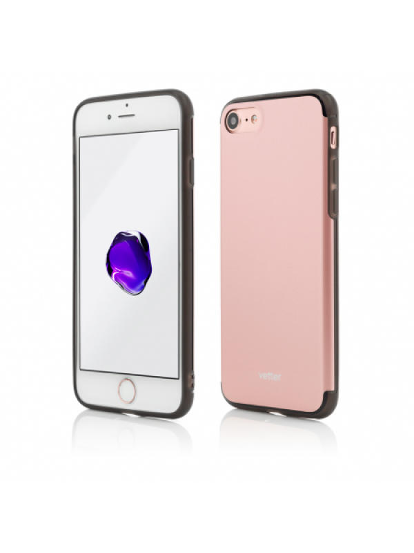 iPhone 7 | Clip-On Hybrid Slim Series | Rose Gold